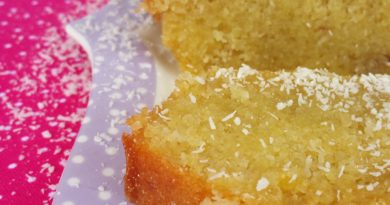 Revani – cake revani avec semoule et sirop