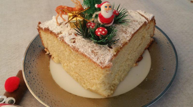 Vasilopita – Gâteau du Nouvel An
