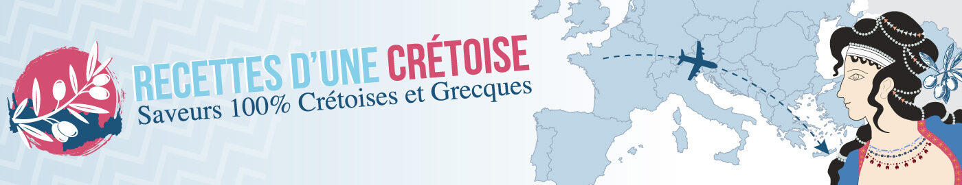 Recettes d'une crétoise