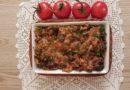 Fèves à la tomate
