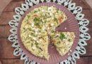Omelette aux courgettes – Sfouggato me kolokithia