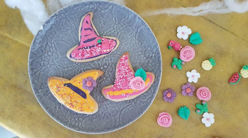 Biscuits De Halloween Avec Du Glacage Royal Royal Icing Sugar