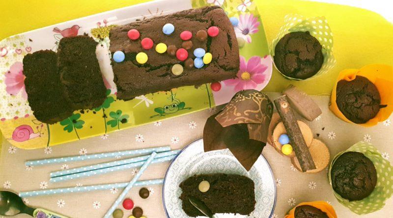 Recette cake avec la farine de glands