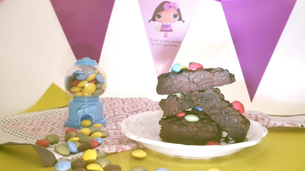 cookies avec farine de gland