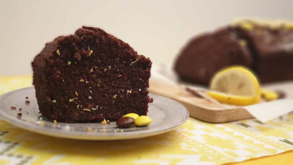 cake creta carob