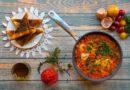 Œufs à la tomate à la grecque