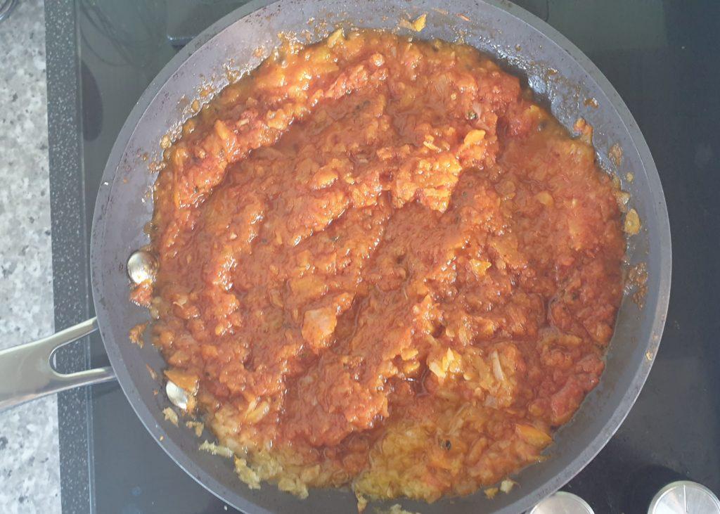 Recette oeufs à la tomate à la grecque