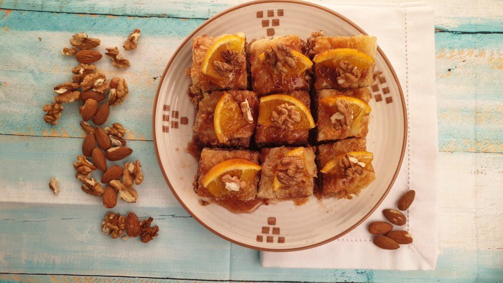 la meilleure recette de baklava