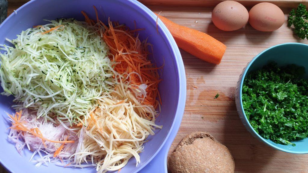 recette avec legumes
