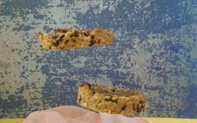 Biscuits à l'avoine et au tahini