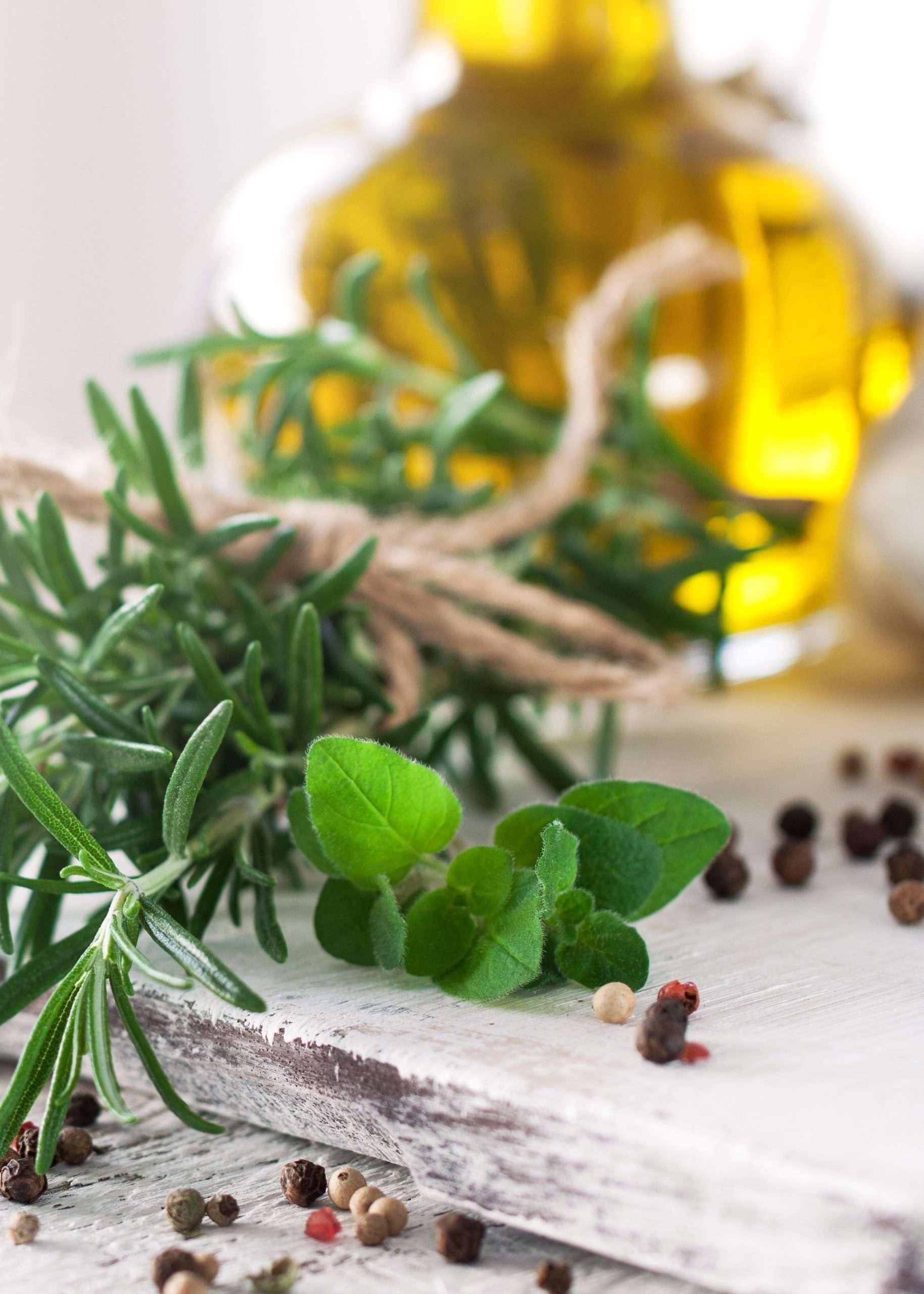 bouteille d'huile d'olive de crete