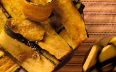 Courgettes frites