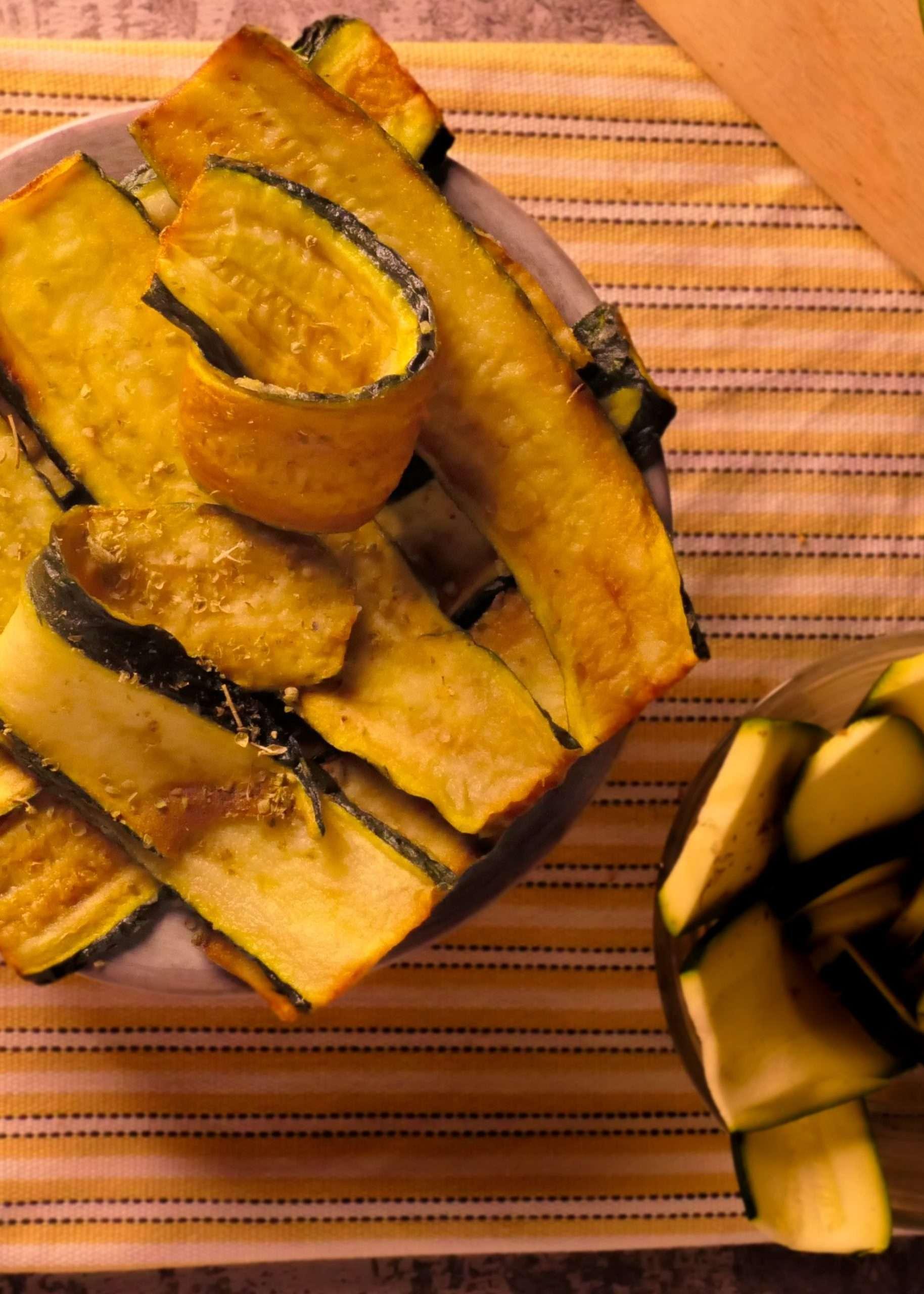 courgettes frites recette grecque
